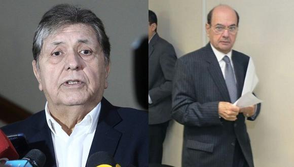 La fiscalía recogió un nuevo testimonio sobre los supuestos pagos que Miguel Atala realizó a Alan García entre 2010 y 2016. (Foto: GEC)