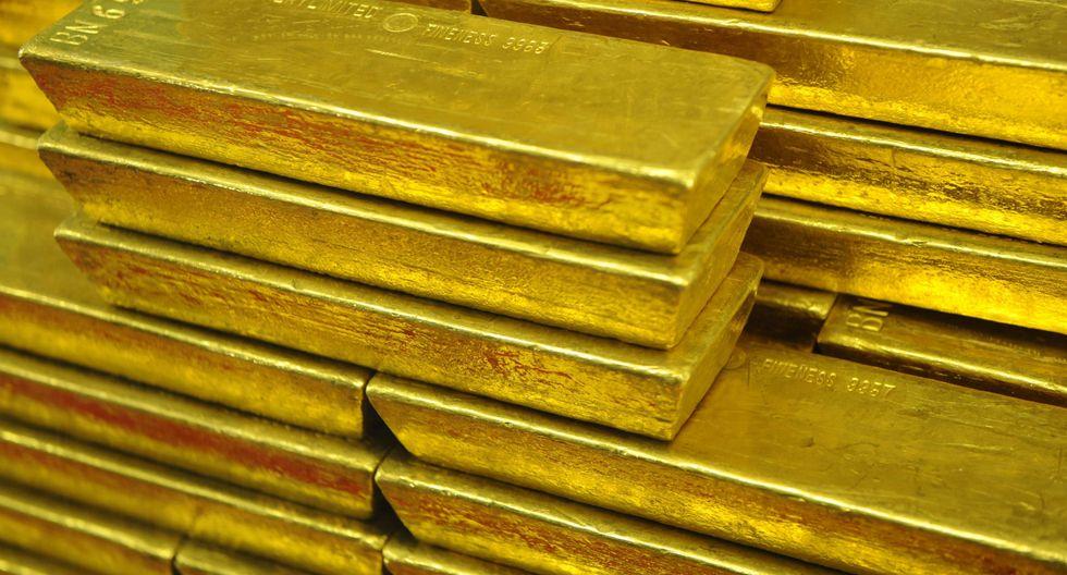 El precio del oro llegó la semana pasada a US$1,438.63 por onza, máximo de seis años. (Foto: AFP)