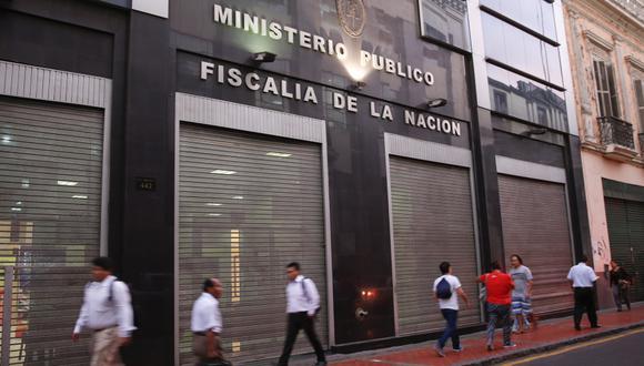 La fiscal Sánchez- Porturas Ganoza tendrá un plazo de 60 días para efectuar la investigación preliminar, este plazo se podría prorrogar si así se requiere. (Foto: GEC)