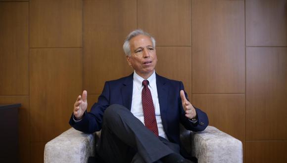 Aldo Vásquez, presidente de la Junta Nacional Justicia señala que Jefes de control de Poder Judicial y Fiscalía serán designados en enero. (Jesús Saucedo/GEC)