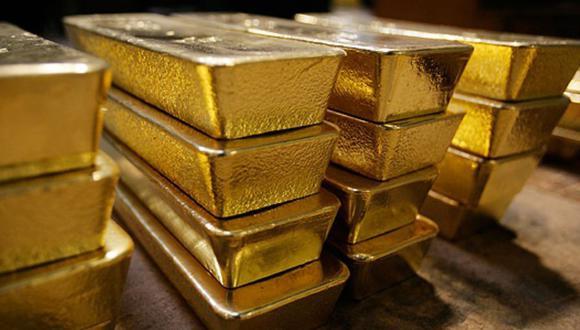 Las exportaciones auríferas representan el 29% del envío total de minerales que llegaron a US$ 2,370 millones y el 17% de las ventas totales que el Perú registró en enero último (Foto: Andina).