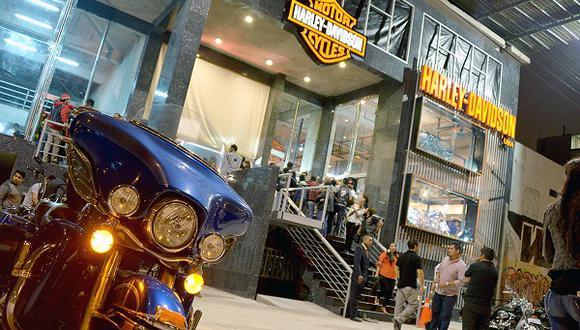 Harley-Davidson. (Foto: Difusión)
