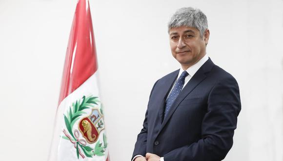 Rodolfo Santa María Razzeto, viceministro de Vivienda y Urbanismo. (Fuente: Difusión)
