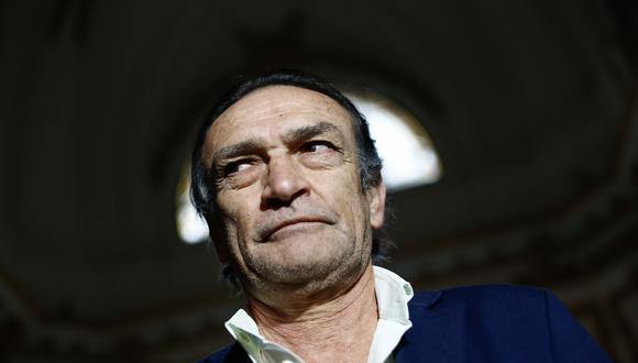 Héctor Becerril aseguró en la audiencia judicial que no apelaría si dictaban impedimento de salida del país en su contra. (Foto: GEC)