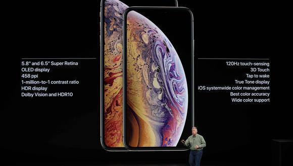 Los nuevos iPhone XS estarán disponibles desde este mes. (Foto: Reuters)