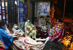 Sismo en Lima: personas durmieron en la calle y viviendas fueron afectadas por temblor
