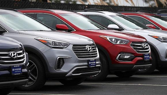 Hyundai. (Foto: AFP)