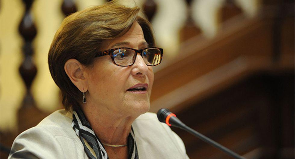 Susana Villarán apeló a comparecencia restringida dictada por el Poder Judicial. (Foto: Agencia Andina)