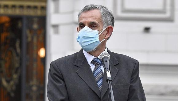 Pedro Francke, ministro de Economía y Finanzas. (Foto: GEC)