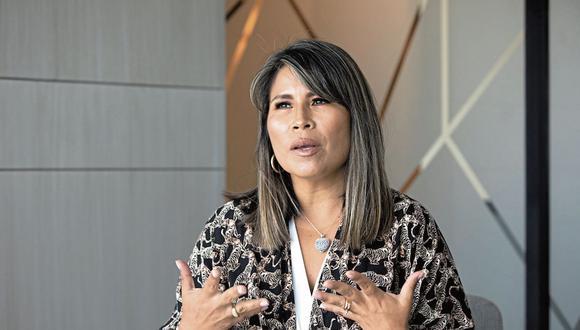 Cambios. Karen Lozada destaca el potencial de las nuevas galerías enfocándolas hacia el retail moderno. (Foto: Difusión)