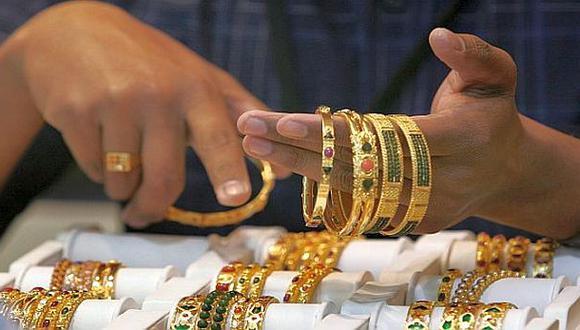 Más del 90% de las joyas exportadas por el Perú son de oro.