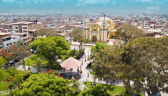 La Municipalidad de Lima aprobó el reajuste de zonificación para el uso de suelos de Lurín. (Foto: Difusión)