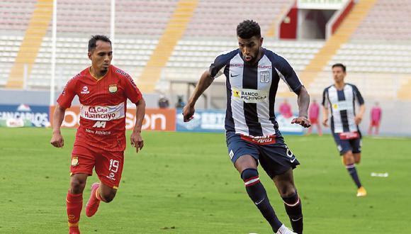 Alianza Lima. US$ 8.9 millones es el valor del plantel aliancista, según la web Transfermarkt. (Foto: GEC)