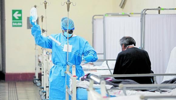El número de muertes y contagios por este mortal virus aumentó, según el Ministerio de Salud. (Foto: GEC)