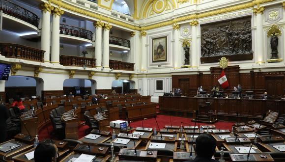 La iniciativa plantea modificar los artículos 113 y 114 de la Constitución Política. (Foto: Congreso)