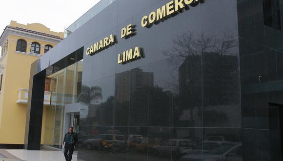 Cámara de Comercio de Lima (CCL) (Foto: USI)