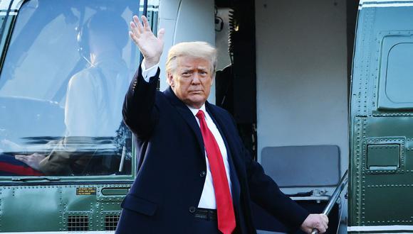 El índice referencial S&P 500 de Wall Street ha trepado cerca de un 68% desde la llegada al cargo del presidente Donald Trump. (Foto: AFP)