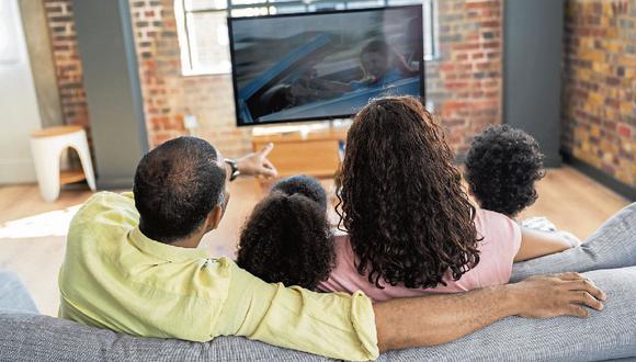 Plataformas de streaming. Durante la pandemia, muchas personas decidieron abrirles las puertas de su hogar. (Foto: iStock)