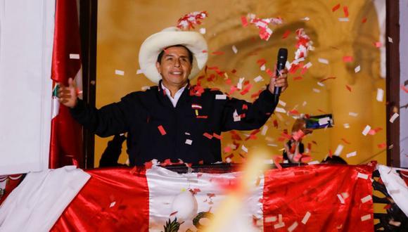 Este 28 de julio Pedro Castillo se convertirá en el centésimo trigésimo gobernante del Perú a lo largo de sus 200 años. (Foto: Reuters)