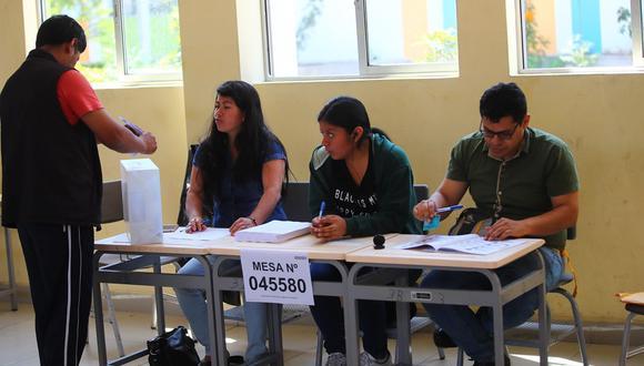 Las elecciones internas se realizarán en dos fechas, el 29 de noviembre y 6 de diciembre. (Foto:GEC)