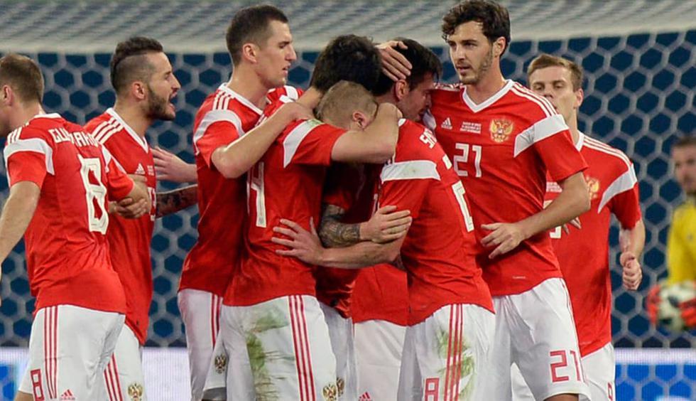 FOTO 1   Rusia. Con base en Moscú, el equipo ruso deberá visitar San Petersburgo y Samara, además de jugar en la capital. En total: 2,930 km. (Foto: FIFA)
