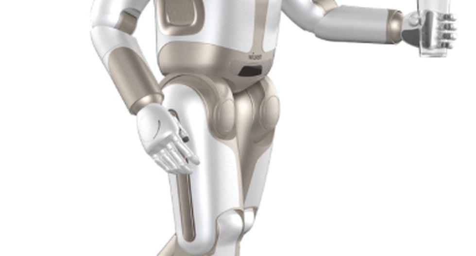 Un robot para los quehaceres del hogar