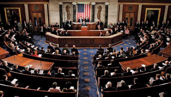 Cámara Baja de EE.UU. . (Foto: Difusión)