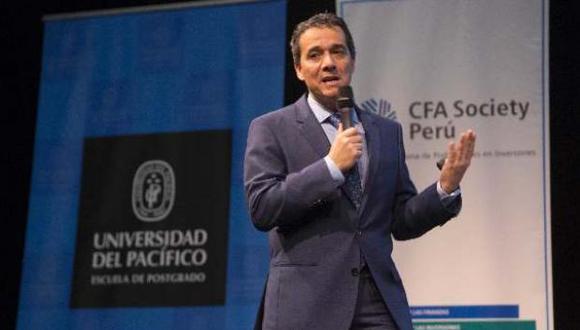 Alonso Segura, exministro de Economía y Finanzas.