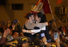 Así fue la accidentada salida de Keiko Fujimori del penal de Chorrillos