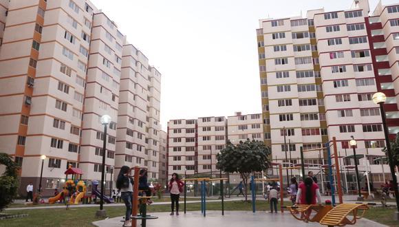 Los edificios de departamentos no podrían contratar empresas de vigilancia, según propuesta legislativa. (Foto: Diana Chávez | GEC)