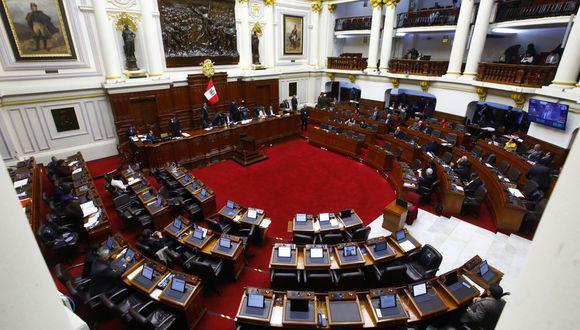 De aprobarse el predictamen de la comisión de Constitución, el Parlamento volvería a tener dos cámaras