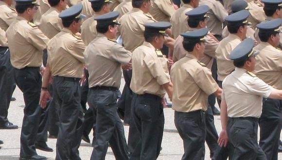 El Ministerio del Interior oficializó los cambios en la Policía Nacional. (GEC)