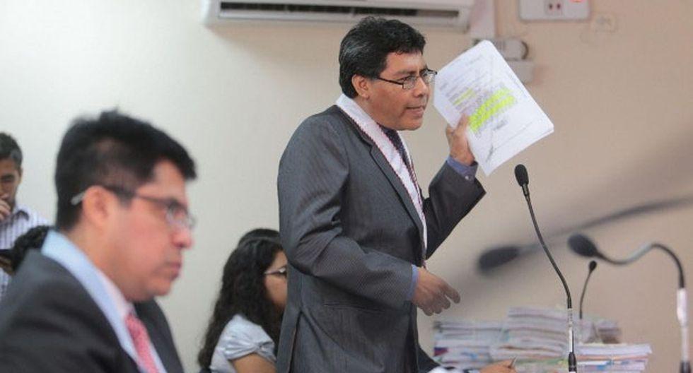 Fiscal Germán Juárez Atoche contó detalles inéditos de la investigación contra Ollanta Humala y Nadine Heredia. (Foto: GEC)