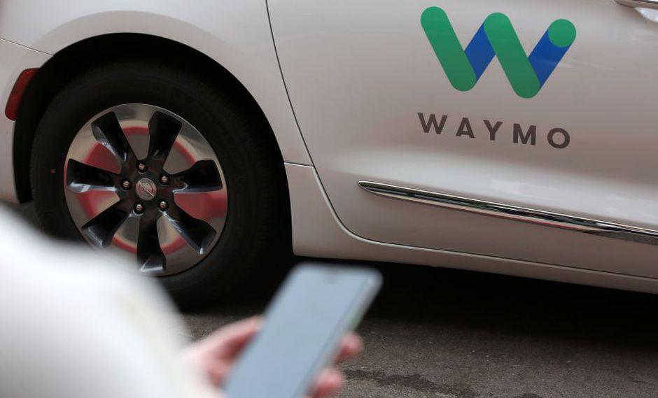 Waymo es el servicio de taxis autónomos de Google. (Foto: Reuters)
