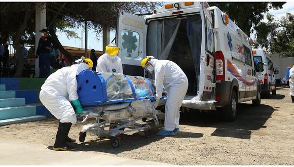 El Gobierno anunció que sincerará la cifras de fallecidos en el país producto del covid-19.