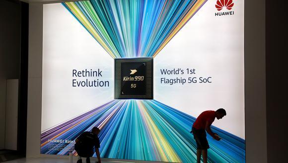 El procesador Kirin 990 5G de la filial de Huawei HiSilicon, construido por Taiwan Semiconductor Manufacturing Co., contiene más de 10,300 millones de transistores en un espacio del tamaño de una uña.