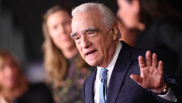 """""""Lo que no existe (en las películas de Marvel) es la revelación, el misterio o el peligro emocional real. No hay riesgo"""", dijo el director Martin Scorsese. (Foto: AFP)"""