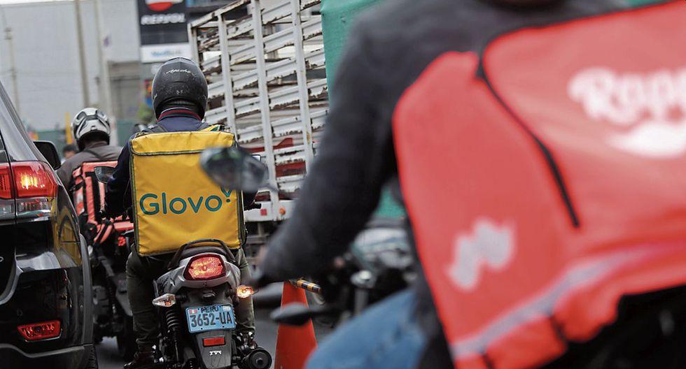 Delivery por aplicativo volverá a funcionar. (Foto: GEC)