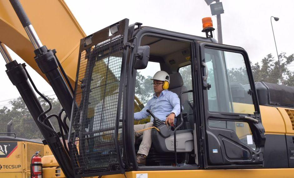 El crecimiento del sector construcción impulsará la demanda de operadores de maquinaria pesada. (Foto: Difusión)