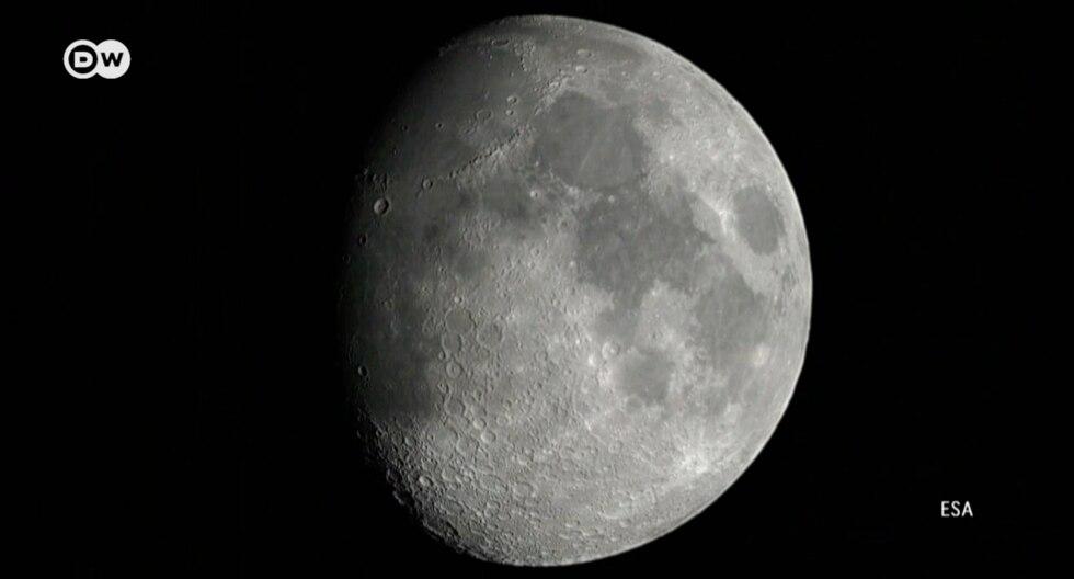 Redescubrimiento de la Luna