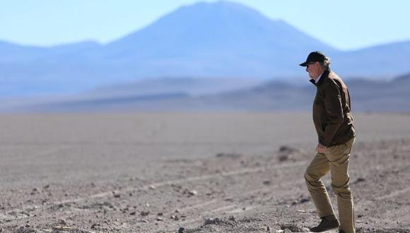 Baldo Prokurica, ministro de Minería de Chile. (Reuters)