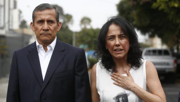 Sobenes reconocío que realizó un contrato simulado a favor de Nadine Heredia como una retribución de favor que Humala le hizo cuando era agregado militar en París. (Foto: GEC)