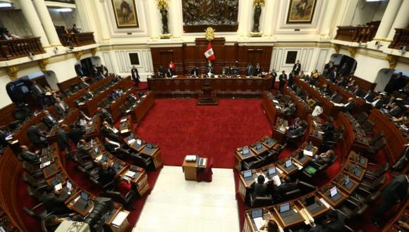 Congreso de la República verá el lunes 30 la lista de candidatos presentado por comisión especial para integrar el Tribunal Constitucional. (Foto: GEC)