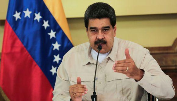 """Nicolás Maduro se pronunció sobre la situación del oro en su país luego de que Trump anunciara sanciones contra Venezuela por """"transacciones ilícitas"""" en el sector minero. (Foto: Reuters)"""