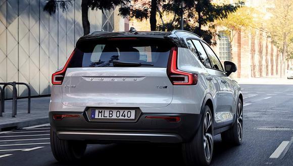 Hay mucho en juego para la estrategia eléctrica de Volvo porque los SUV convencionales representaron más de la mitad de las ventas el año pasado.