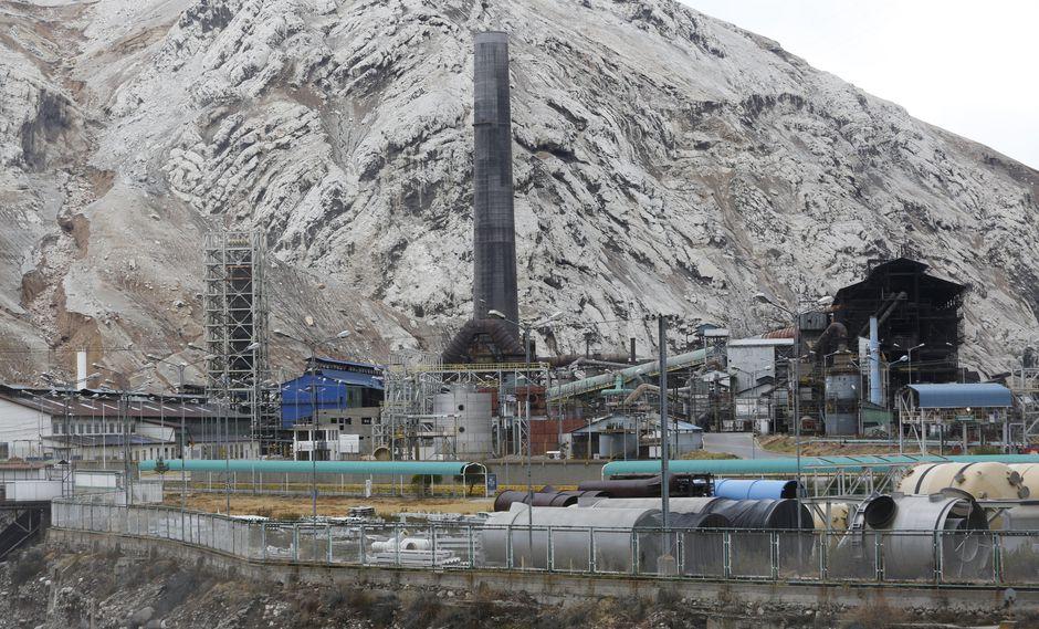 Los trabajadores buscan la reactivación del Complejo Metalúrgico de La Oroya. (Foto: GEC)
