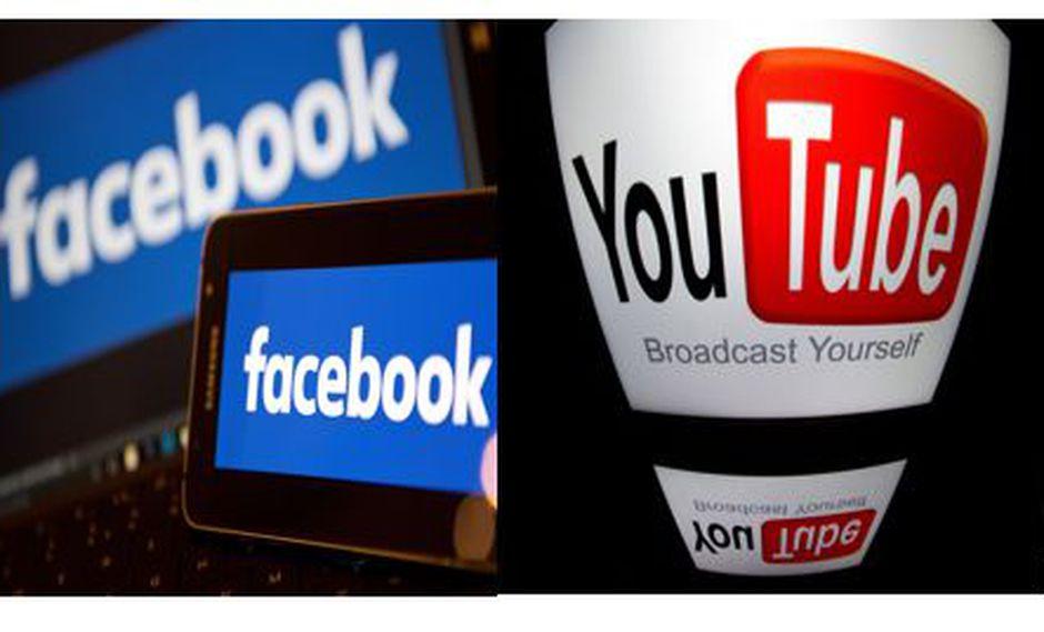 """El 3% de """"youtubers"""", que atraen 1.4 millones de visionados al mes, ganan unos US$ 16,800 cada año, según el estudio. (Fotos: AFP)"""