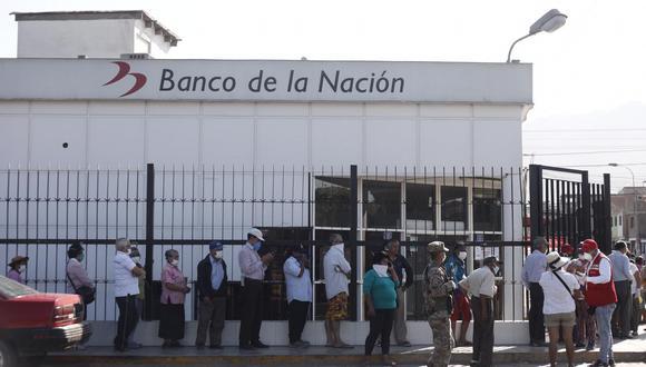 """El cronograma de pago del segundo Bono Familiar Universal de S/ 760, anunciado por Martín Vizcarra, se dará a conocer """"en los próximos días. (Foto: GEC)"""