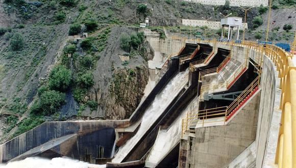Hidroeléctrica Mantaro