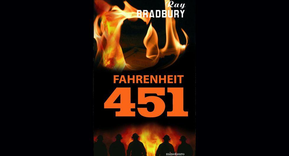 FOTO 15   Fahrenheit 451, de Ray Bradbury